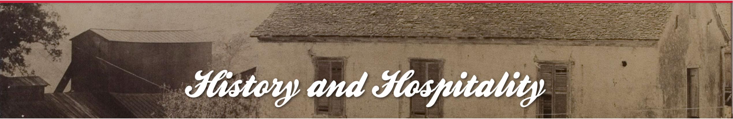 History of the Landmark Inn.